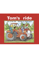Rigby PM Plus  Individual Student Edition Blue (Levels 9-11) Tom's Ride-9780763573171