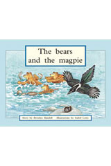 Rigby PM Plus  Individual Student Edition Green (Levels 12-14) The Bears and the Magpie-9780763573492