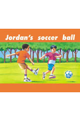 Rigby PM Plus  Individual Student Edition Green (Levels 12-14) Jordan's Soccer Ball-9780763573546