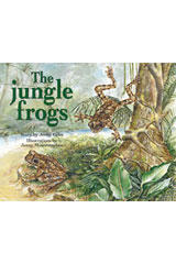 Rigby PM Plus  Individual Student Edition Green (Levels 12-14) The Jungle Frogs-9780763573560