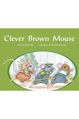 Rigby PM Plus  Individual Student Edition Green (Levels 12-14) Clever Brown Mouse-9780763573607