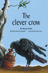 Rigby PM Plus  Individual Student Edition Green (Levels 12-14) The Clever Crow-9780763573614
