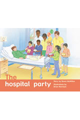 Rigby PM Plus  Individual Student Edition Green (Levels 12-14) The Hospital Party-9780763573683