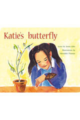 Rigby PM Plus  Individual Student Edition Green (Levels 12-14) Katie's Butterfly-9780763573720