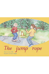 Rigby PM Plus  Individual Student Edition Green (Levels 12-14) The Jump Rope-9780763573751