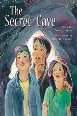 Rigby PM Plus  Individual Student Edition Orange (Levels 15-16) The Secret Cave-9780763574031