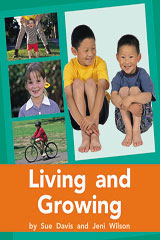 Rigby PM Plus  Individual Student Edition Orange (Levels 15-16) Living and Growing-9780763574109
