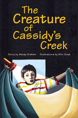 Rigby PM Collection  Individual Student Edition Emerald (Levels 25-26) The Creature of Cassidy's Creek-9780763574536