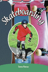 Rigby PM Collection  Individual Student Edition Emerald (Levels 25-26) Skateboarding-9780763574598