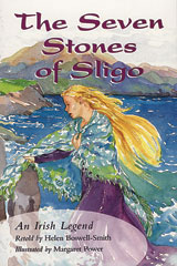 Rigby PM Collection  Individual Student Edition Ruby (Levels 27-28) Seven Stones Of Sligo: An Irish Legend-9780763577865