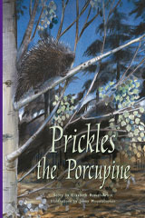Rigby PM Plus  Individual Student Edition Purple (19-20) Prickles the Porcupine-9780763579289
