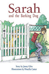 Rigby PM Collection  Leveled Reader 6pk Orange (Levels 15-16) Sarah and the Barking Dog-9780763583354