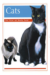 Rigby PM Collection  Leveled Reader 6pk Orange (Levels 15-16) Pets: Cats-9780763583491