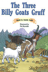 Rigby PM Collection  Leveled Reader 6pk Orange (Levels 15-16) The Three Billy Goats Gruff-9780763583552