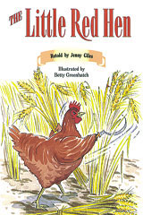 Rigby PM Collection  Leveled Reader 6pk Orange (Levels 15-16) The Little Red Hen-9780763583569
