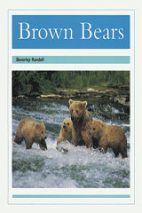 Rigby PM Collection  Leveled Reader 6pk Turquoise (Levels 17-18) Brown Bears-9780763589158