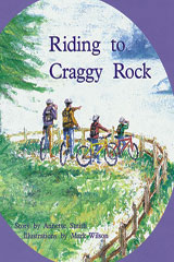 Rigby PM Collection  Leveled Reader 6pk Turquoise (Levels 17-18) Riding To Craggy Rock-9780763589448