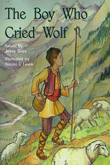 Rigby PM Collection  Leveled Reader 6pk Purple (Levels 19-20) The Boy Who Cried Wolf-9780763592189