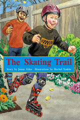 Rigby PM Collection  Leveled Reader 6pk Purple (Levels 19-20) The Skating Trail-9780763592264
