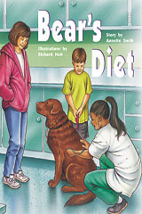 Rigby PM Collection  Leveled Reader 6pk Gold (Levels 21-22) Bear's Diet-9780763593735