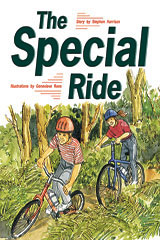 Rigby PM Collection  Leveled Reader 6pk Gold (Levels 21-22) The Special Ride-9780763593773