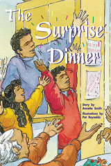 Rigby PM Collection  Leveled Reader 6pk Gold (Levels 21-22) The Surprise Dinner-9780763593797