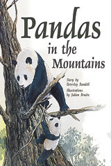Rigby PM Collection  Leveled Reader 6pk Gold (Levels 21-22) Pandas in the Mountains-9780763593858