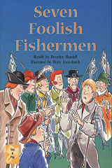 Rigby PM Collection  Leveled Reader 6pk Gold (Levels 21-22) Seven Foolish Fisherman-9780763593995