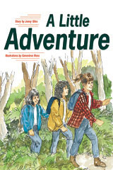 Rigby PM Collection  Leveled Reader 6pk Silver (Levels 23-24) A Little Adventure-9780763596569