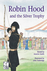 Rigby PM Collection  Leveled Reader 6pk Silver (Levels 23-24) Robin Hood and the Silver Trophy-9780763596767