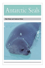 Rigby PM Collection  Leveled Reader 6pk Silver (Levels 23-24) Antarctic Seals-9780763596880