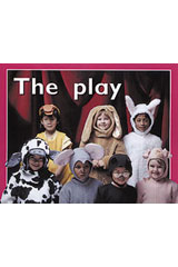 Rigby PM Plus Starters Leveled Reader 6pk Magenta (Level 1) The Play
