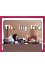Rigby PM Plus Starters  Leveled Reader 6pk Magenta (Level 2) The Toy Box-9780763597108