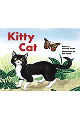 Rigby PM Plus  Leveled Reader 6pk Red (Levels 3-5) Kitty Cat-9780763597252
