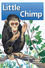 Rigby PM Plus  Leveled Reader 6pk Red (Levels 3-5) Little Chimp-9780763597276