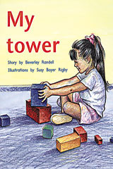 Rigby PM Plus  Leveled Reader 6pk Red (Levels 3-5) My Tower-9780763597344