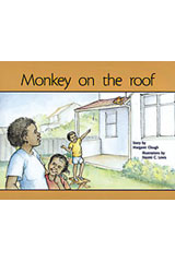 Rigby PM Plus  Leveled Reader 6pk Red (Levels 3-5) Monkey on the Roof-9780763597474