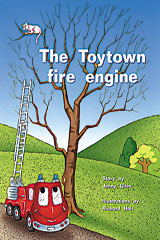 Rigby PM Plus  Leveled Reader 6pk Yellow (Levels 6-8) The Toytown Fire Engine-9780763597627