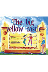 Rigby PM Plus  Leveled Reader 6pk Yellow (Levels 6-8) The Big Yellow Castle-9780763597818