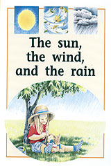 Rigby PM Plus  Leveled Reader 6pk Yellow (Levels 6-8) The Sun, the Wind, and the Rain-9780763597979