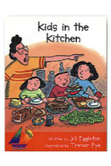 Rigby Sails Early  Leveled Reader 6pk Red Kids In The Kitchen-9780763598952