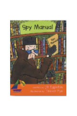 Rigby Sails Launching Fluency  Leveled Reader 6pk Orange Spy Manual-9780763599386