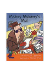 Rigby Sails Launching Fluency  Leveled Reader 6pk Orange Mickey Maloney's Mail-9780763599393