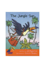 Rigby Sails Launching Fluency  Leveled Reader 6pk Orange The Jungle Sun-9780763599416