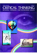 Critical Thinking  Student Edition Grade 3, Level C-9780811466028