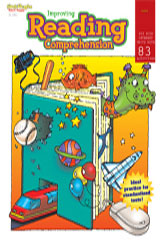 Improving Reading Comprehension  Reproducible Grade 3-9780817258016