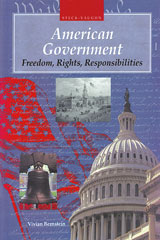 Steck-Vaughn American Government  Student Edition American Government American Government-9780817263430