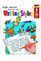 Experiences with Writing Styles  Reproducible Grade 3-9780817280567