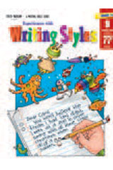 Experiences with Writing Styles  Reproducible Grade 5-9780817280581