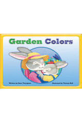 Steck-Vaughn Pair-It Books Early Emergent  Big Book Garden Colors-9780817282516